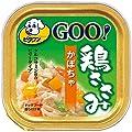 ビタワンGOO 鶏ささみ かぼちゃ 100g
