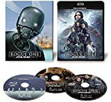 ローグ・ワン/スター・ウォーズ・ストーリー MovieNEX(初回限定版)[VWES-6456][Blu-ray/ブルーレイ]