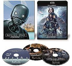 ローグ・ワン スター・ウォーズ・ストーリー MovieNEX(初回限定版) [ブルーレイ+DVD+デジタルコピー(クラウド対応)+MovieNEXワールド] [Blu-ray]