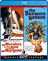Murders in the Rue Morgue & the Dunwich Horror [Blu-ray] [Import]