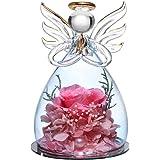 Forever Rose Gift - Birthday Gift Eternal Flower Rose- Children's Day Gift Never Withered Roses - Handmade Preserved Flower R