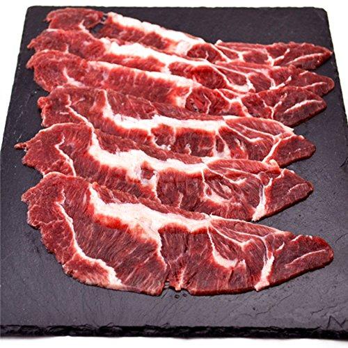 焼肉中村屋 国産牛ツラミ1kg(ほほ肉、カシラ、焼肉、バーベキュー)