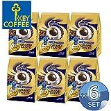 キーコーヒー FPグランドティスト コク深いリッチブレンド 330g <粉>【6個セット】