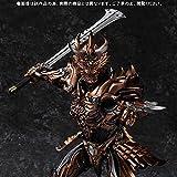 魔戒可動 牙狼-魔戒ノ花 邪骨騎士 ギル 全高約19cm フィギュア