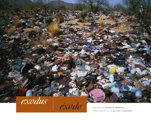 Download Exodus/Exodo (Bill and Alice Wright Photography Series) 0292718144