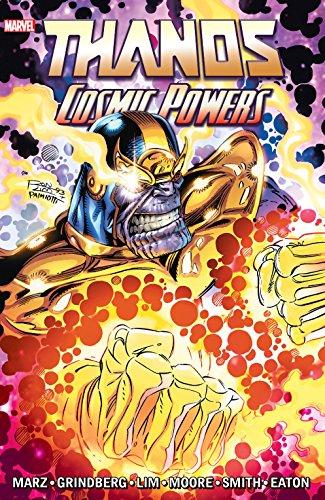 Download Thanos: Cosmic Powers (Cosmic Powers (1994)) (English Edition) B0170NJ4EM