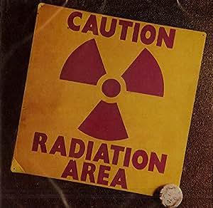 Caution Radiation Area (Jewelcase)