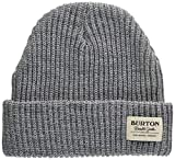 Burton(バートン) スノーボード ニット帽 メンズ ビーニー ニットキャップ BURTON VT BEANIE 2020-21年モデル