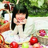 【Amazon.co.jp限定】apple feuille<CD盤>(L判ブロマイド:複製サイン+コメント入り)