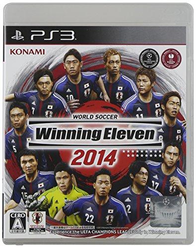 ワールドサッカー ウイニングイレブン2014 - PS3の詳細を見る