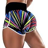 Meilidress Women's Distressed Bermuda Shorts Casual Camo Ripped Raw Hem Stretchy Jeans