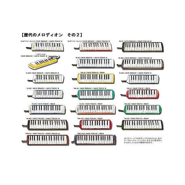 SUZUKI スズキ 鍵盤ハーモニカ メロデ...の紹介画像13