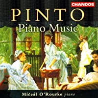 Pinto: Solo Piano Music (2000-03-28)