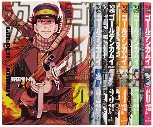 ゴールデンカムイ コミック 1-6巻セット (ヤングジャンプコミックス)の詳細を見る