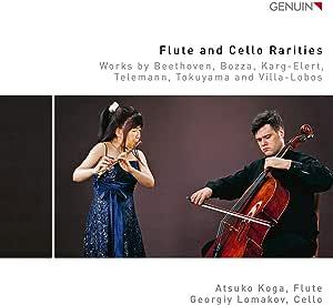 Flute & Cello Rarities