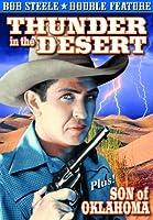 Thunder in Desert & Son of Oklahoma [DVD] [Import]