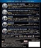 X-MEN ブルーレイコレクション(5枚組) [Blu-ray]