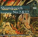 Symphonies 2 & 12