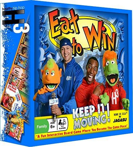 Eat to Win Board Game ゲーム [並行輸入品]
