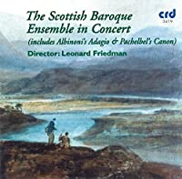 Scottish Baroque Ensemble in C