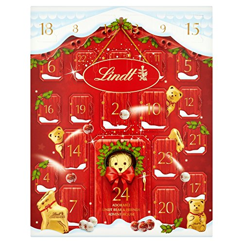 Lindt Bear Advent Calendar 250...