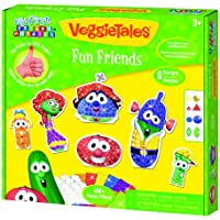 VeggieTales My First Sticky Mosaics Fun Friends