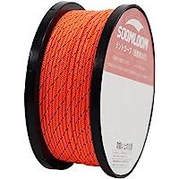 Soomloom テント用ロープ パラコード 反射材付き 張り綱 全長50m ロープ直径1.8mm/2mm/2.5mm…