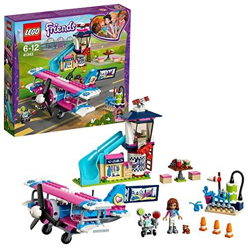 レゴ(LEGO)フレンズ ハートレイク  飛行機ツアー 41343