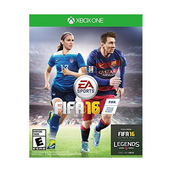 FIFA 16 (輸入版:北米) - XboxOneの商品画像