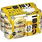 キリン 一番搾り 生ビール 6缶パック 350ml×6本