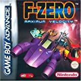 F-Zero Maximum Velocity for Nintendo Game Boy Advance (輸入版)