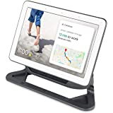 [Official Made for Google] Wasserstein Adjustable Stand Compatible with Google Nest Hub - Perfect Companion for Nest Hub (Cha