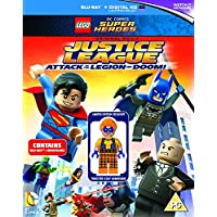 LEGO: Justice League - Attack of the Legion of Doom
