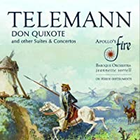 Telemann: Don Quixote & Other