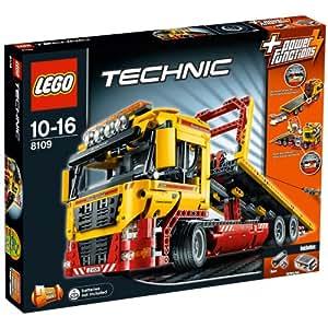 レゴ (LEGO) テクニック フラットベッド・トラック 8109