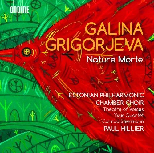 Grigorjeva: Nature Morte