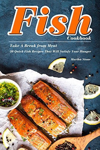 Fish Cookbook: Take A Break fr...