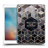 オフィシャルElisabeth Fredriksson Don't Quit Your Daydream タイポグラフィ iPad Pro 9.7 (2016) 専用ハードバックケース