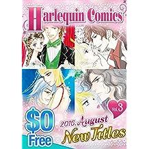 [FREE] Harlequin comics 2016. August New Titles vol.3
