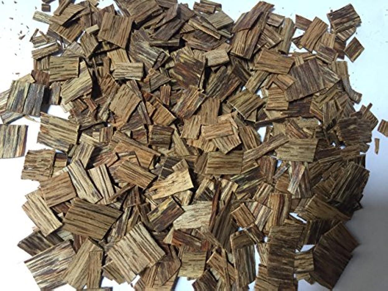 エンコミウム豊富に一生oudwoodvietnam. Com元Natural Wild Agarwood OudチップGrade A + | 100グラムお香アロマ