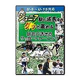 【サッカー練習法DVD】 ジュニア期の成長をグッと高める! 試合で活きるサッカートレーニング