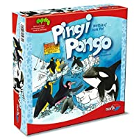Pingi Pongo empfohlen Kinderspiel 2013ボードゲームby noris-spiele GmbH & Co。KG