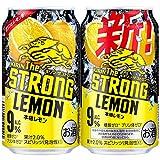 キリン・ザ・ストロング 本格レモン [ チューハイ 350ml×24本 ]