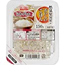 パック米 低温製法米のおいしいごはん ゆめぴりか 国産米100 角型 150g×6個