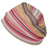 (カジュアルボックス)CasualBox MESH カラー デザインワッチ フリーサイズ メッシュ 夏 サマーニット帽 帽子 charm チャーム (ピンク)