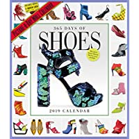 365 Days of Shoes Picture-a-Day 2019 Calendar