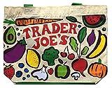 Trader Joe's トレーダージョーズ 2016 春モデル グローサリー エコ トート バッグ [並行輸入品]