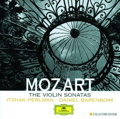 モーツァルト:ヴァイオリン・ソナタ全集