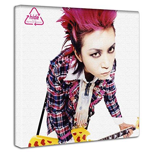 【アートデリ】hide ヒデ(X JAPAN エックス・ジャパン) のアートパネル hid-0001-vv