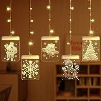LightTheBo イルミネーションライト クリスマスライト LEDライト クリスマス飾 DIY吊り下げる飾りライト…